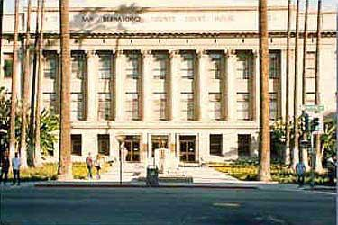 San Bernardino Courthouse