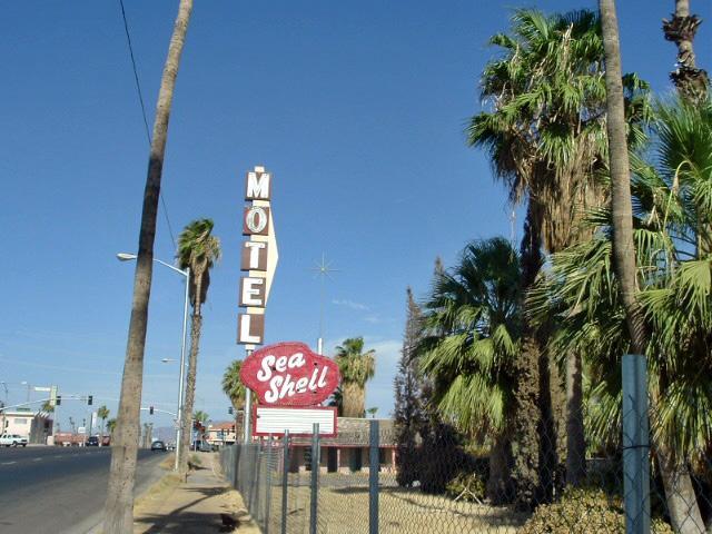 Seashell Motel Blythe