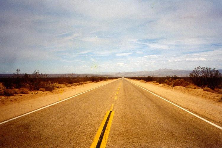 Shadow Mountain Road