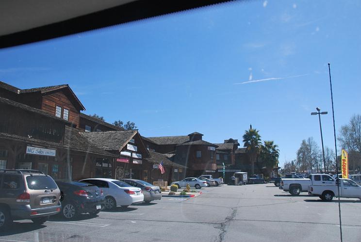 Shopping Center - San Jacinto