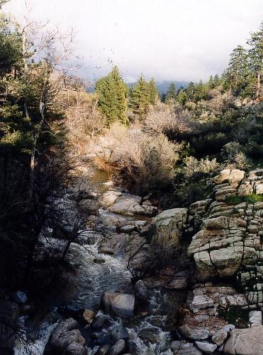 Silverwood Lake area - Hesperia