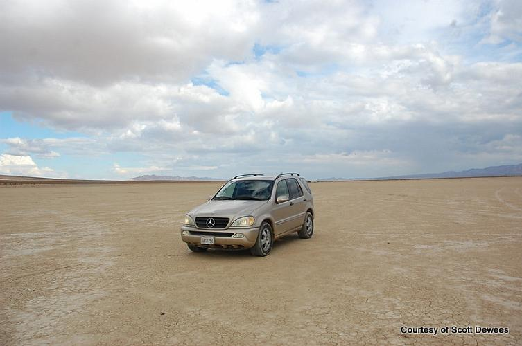 Soggy Dry Lake - Lucerne Valley