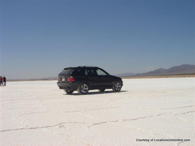 Superior Salt Flats - Twentynine Palms