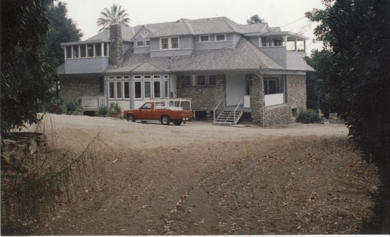 Tolstoy Mansion Rancho Cucamonga