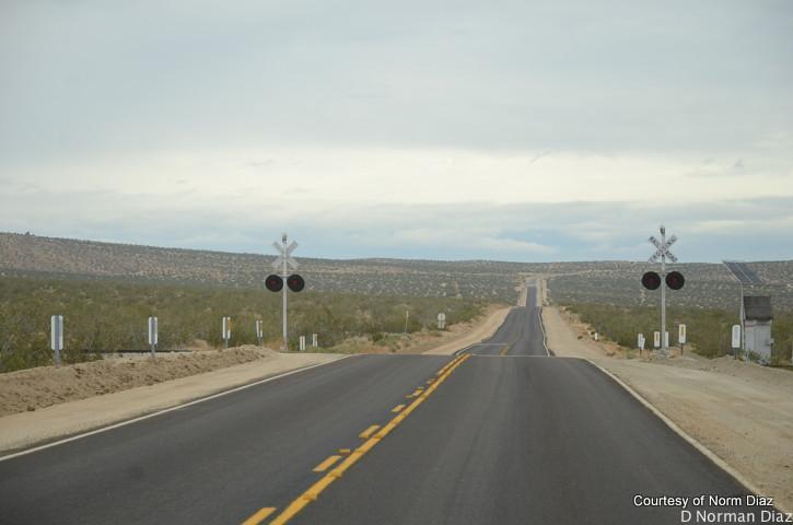 Trona road - Trona