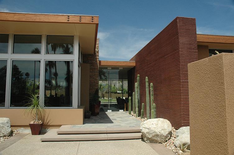 Vuksic House Palm Desert