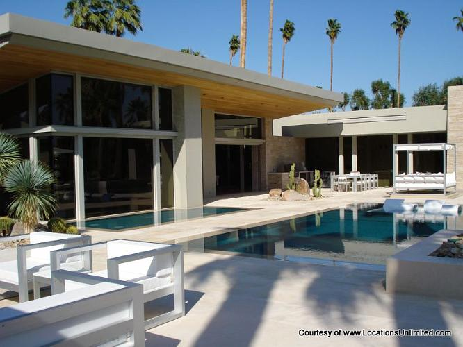 Ware House Palm Springs