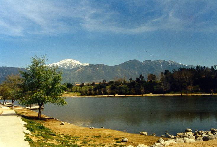 Yucaipa Lake - Yucaipa