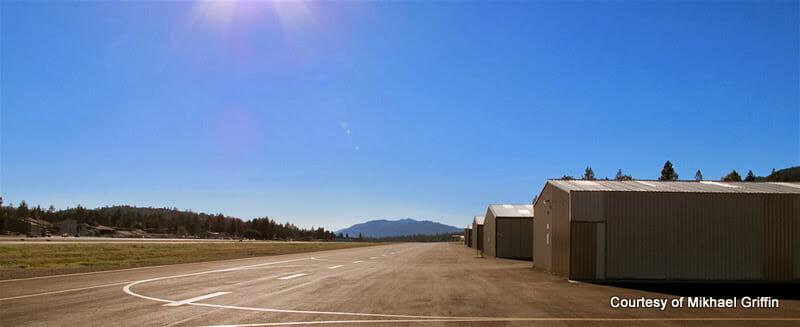 Big Bear Airport   Big Bear City Mikhael Griffin
