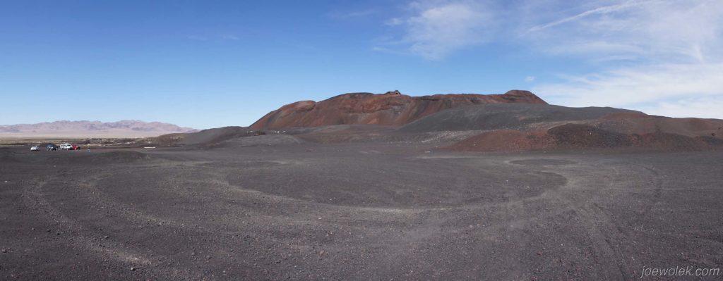 Pisgah Crater - Newberry Springs