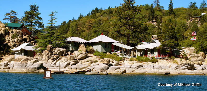 China Island - Big Bear Lake