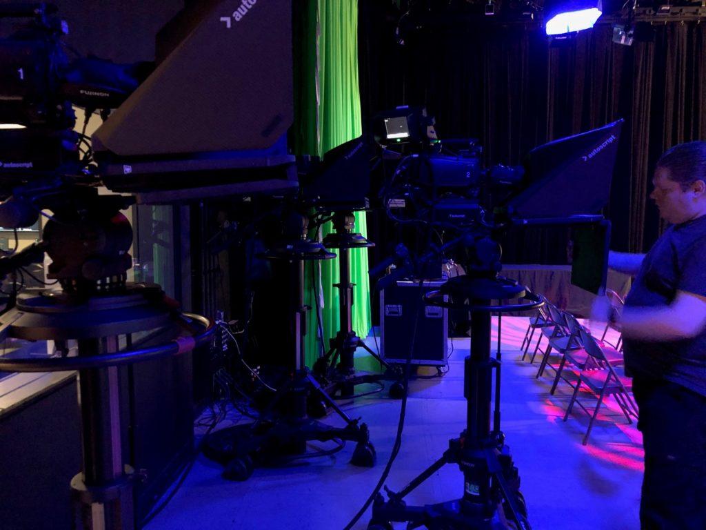KVCR   San Bernardino   Studio 02