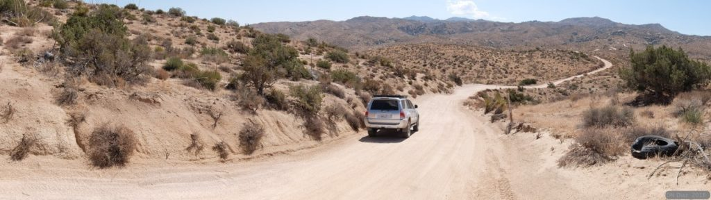 Coxy Truck Trail   Fawnskin   Norman Diaz