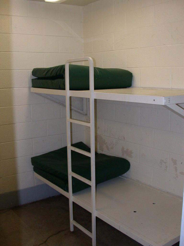 San Bernardino County Jail Big Bear Lake 03