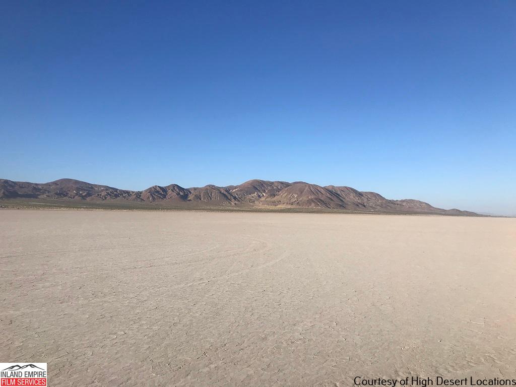 Calico Dry Lake   Yermo
