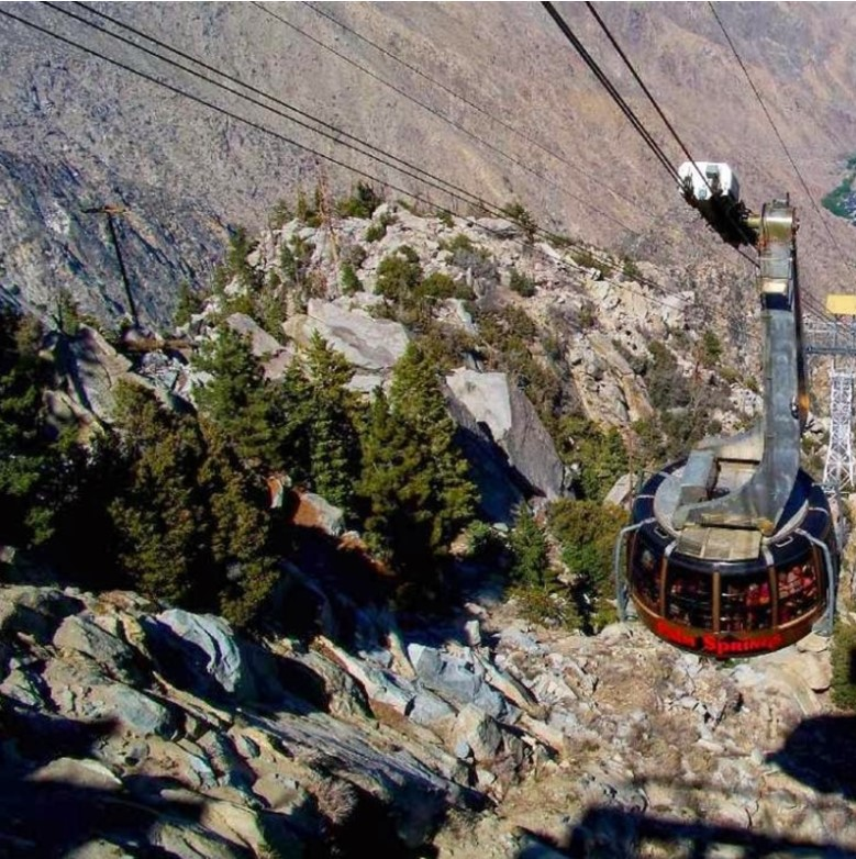 Palm Springs Aerial Tramway   Palm Springs