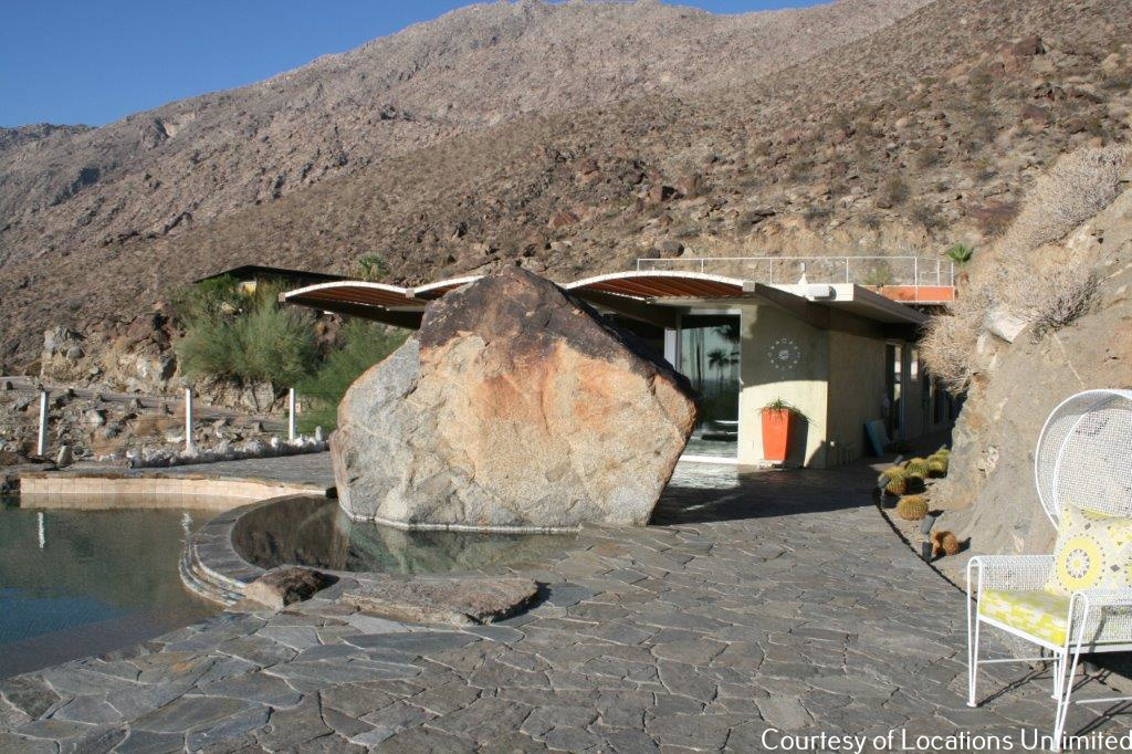 Russell House   Palm Springs
